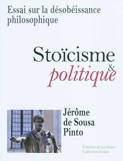 stoïcisme et politique jérôme de sousa pinto