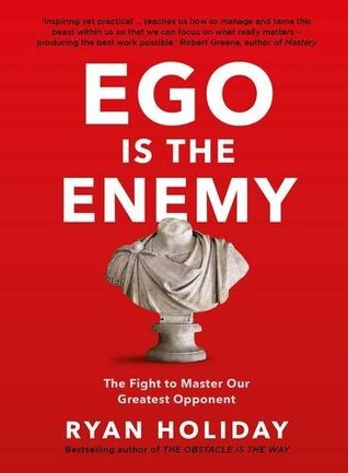 Ego is the ennemy