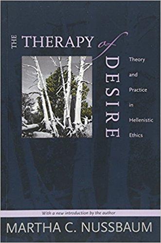 martha nussbaum the therapy of desire