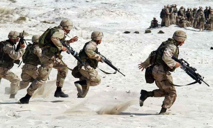 « Supporte et abstiens-toi » : mon expérience aux épreuves de sélection de l'Armée deterre