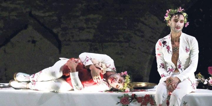 Thyeste de Sénèque, mis en scène par Thomas Jolly(2018)